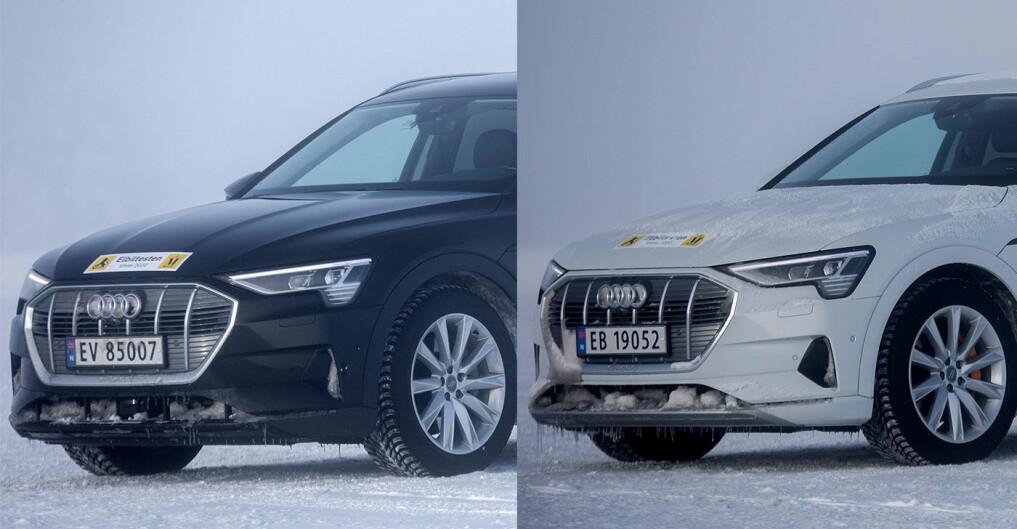 Bør du velge stor eller liten Audi e-tron?