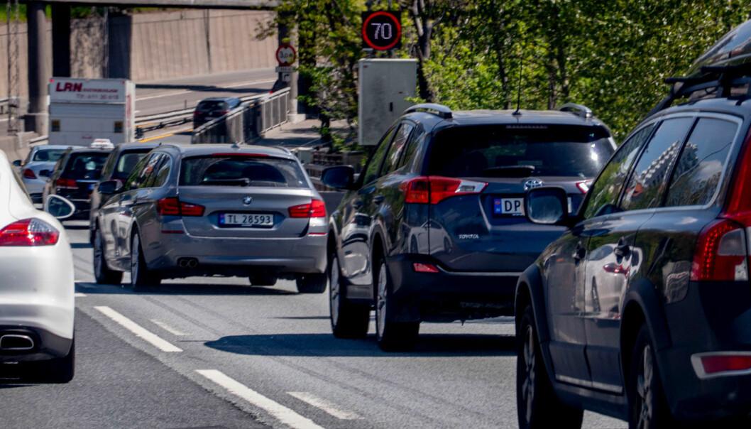 KAMP OM KUNDENE: Med færre bilkjøpere blir det enda viktigere å skaffe seg en større andel av dem.