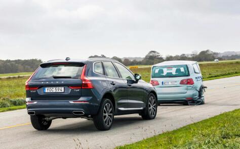 Volvo tilbakekaller over 10.000 biler i Norge