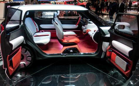 Fiats neste elbil får variabel batteristørrelse