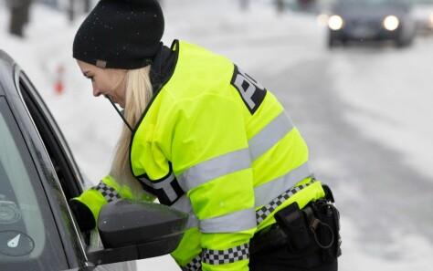Politiet dropper promillekontroller