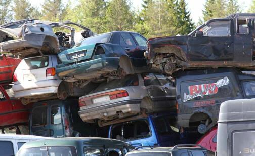 122.000 personbiler vraket mot pant i 2019