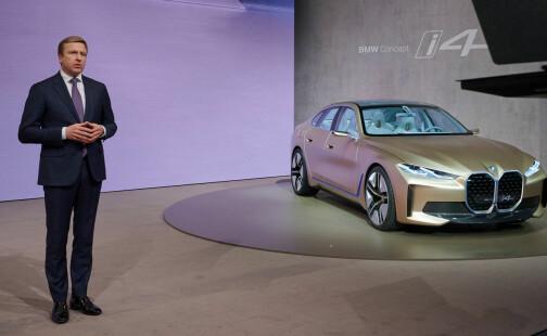 Elektrisk BMW-luksus på vei