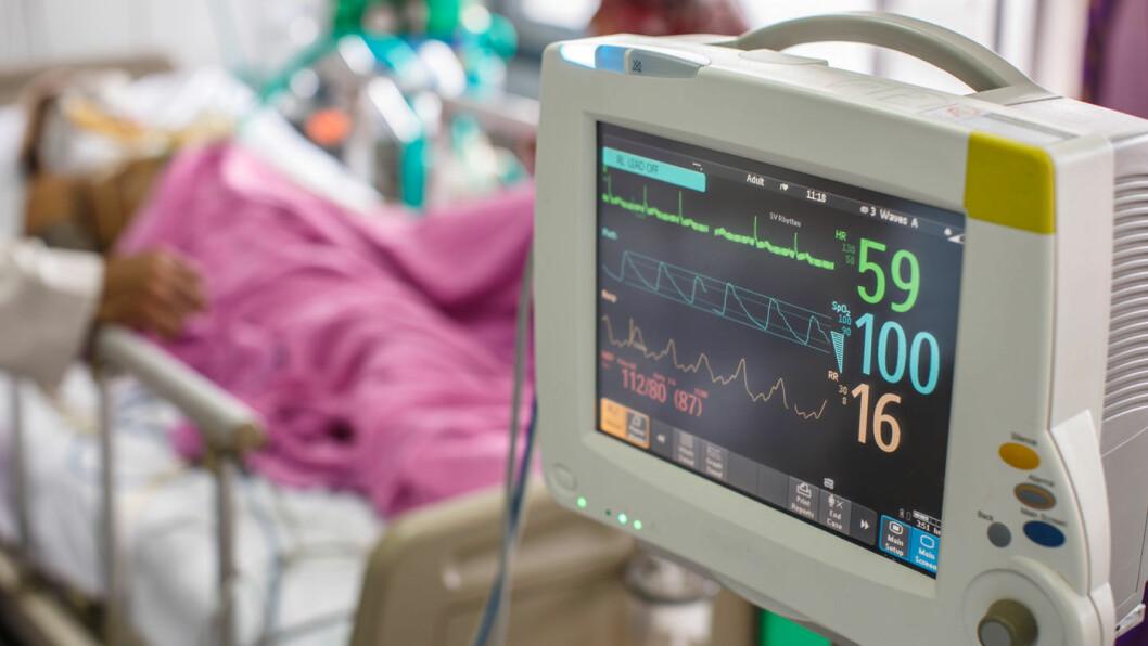 LIVSNØDVENDIG: Respiratorer er mangelvare i en korona-rammet verden. Nå går bilprodusenter som Nissan og McLaren sammen om å lage livsnødvendig utstyr. Foto: Shutterstock