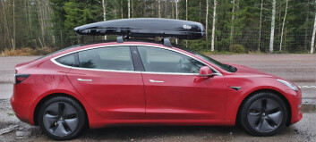 Dette trikset ga Teslaen 16 prosent bedre rekkevidde