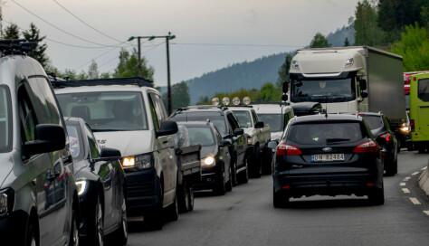 Bensin- og dieselbilene vil dominere i mange år
