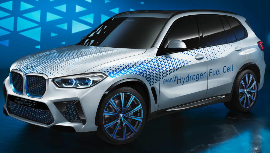 BMW slipper flere detaljer om sin første hydrogenbil