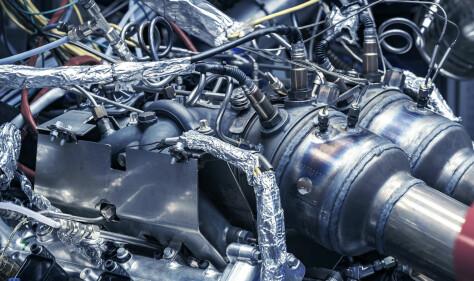 Hør lyden av legendens første egne bensinmotor på 52 år!