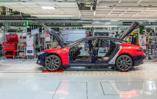 Jubelkvartal for Tesla