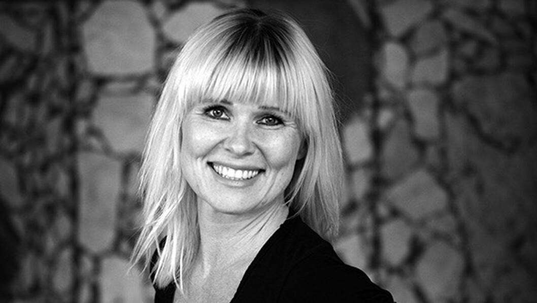KINOSJEF: Clarissa Bergh, kinosjef i Lillehammer kommune. Foto: Foto Katrine