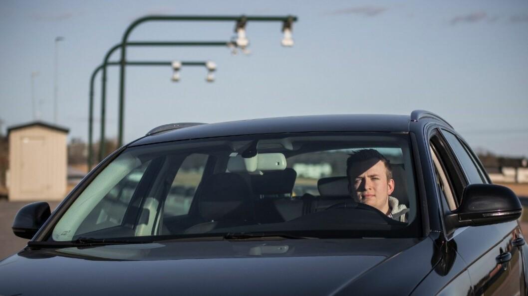 TIL FORLIKSRÅDET: Marcus Jøsang Møller er klaget inn til forliksrådet av Fjellinjen for at han ikke har betalt for bompasseringer han ikke har gjort. Foto: Tomm W. Christiansen