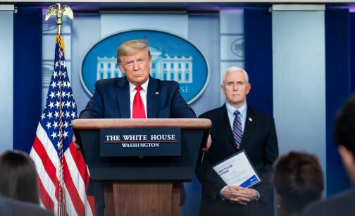 Trump reduserer utslippskrav