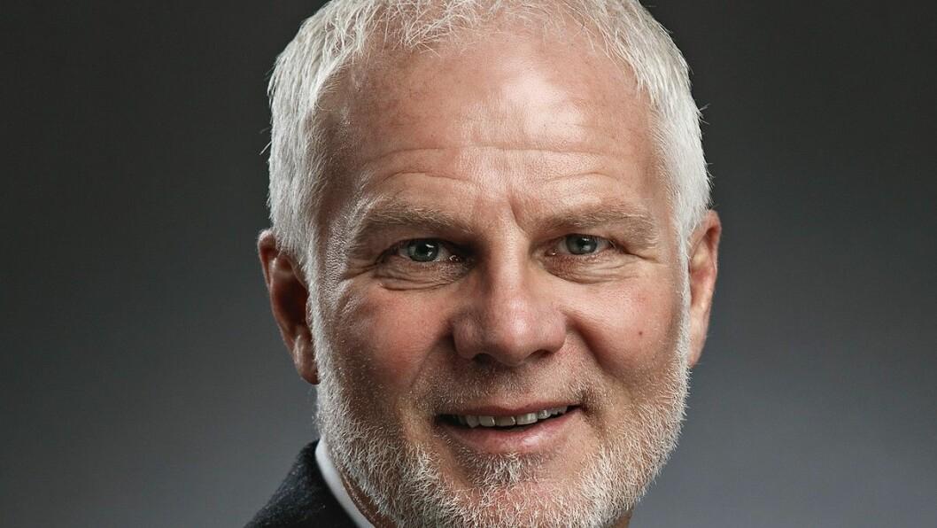 KRITISK TIL KRITIKKEN: Paul Hegna.