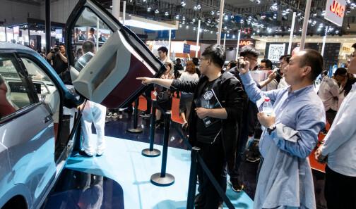 Kina beholder de råeste elbilene selv