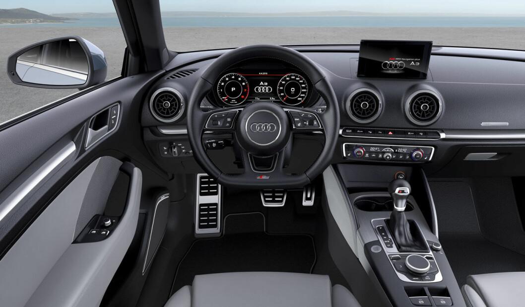 2016-MODELL: Audi A3.