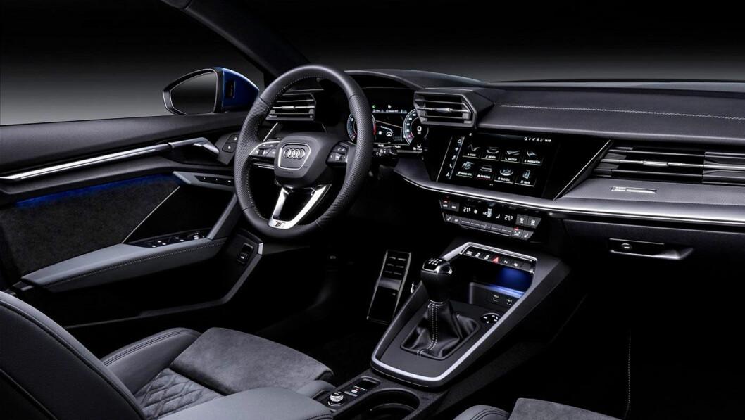 2020-MODELL: Audi A3.