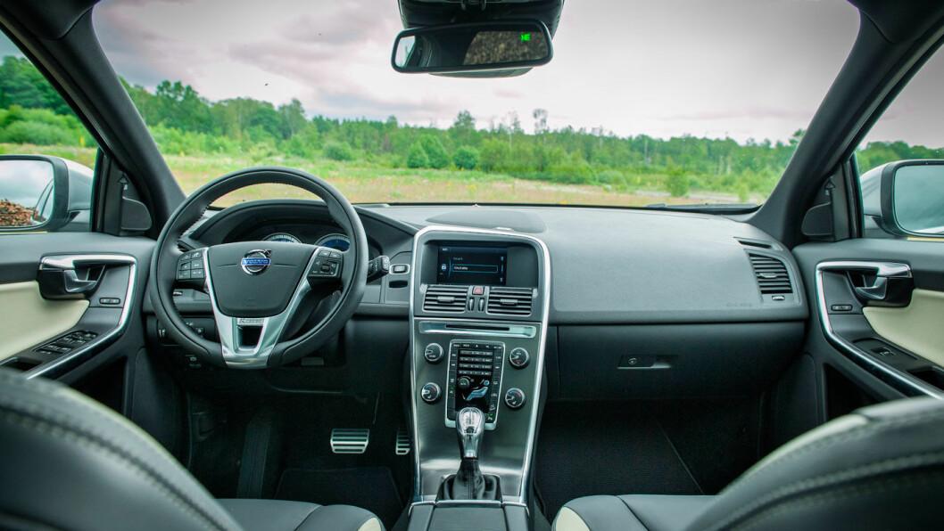 2013-MODELL: Volvo XC60.