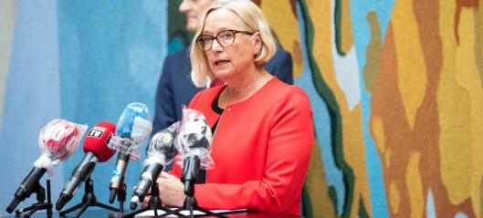 Senterpartiet nekter å godta dyrere bensin og diesel