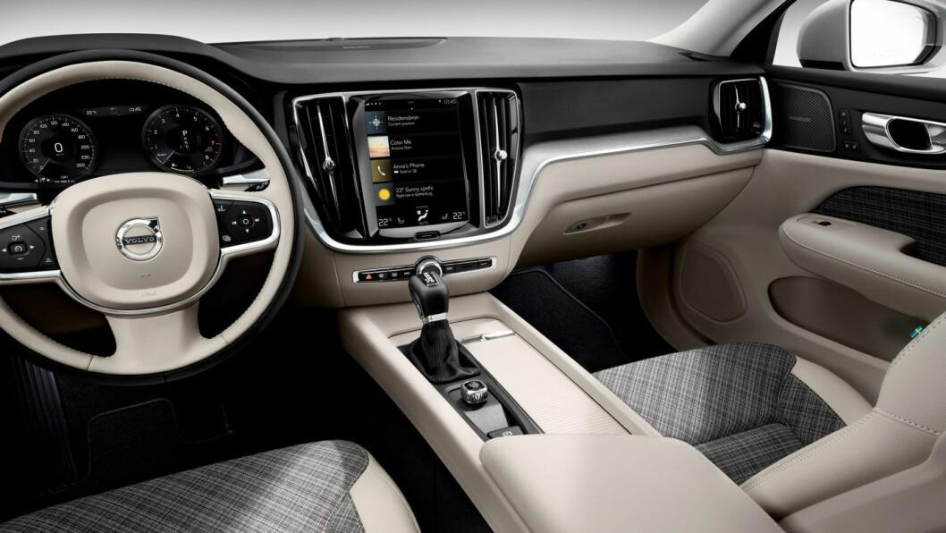 2020-MODELL: Volvo V60.