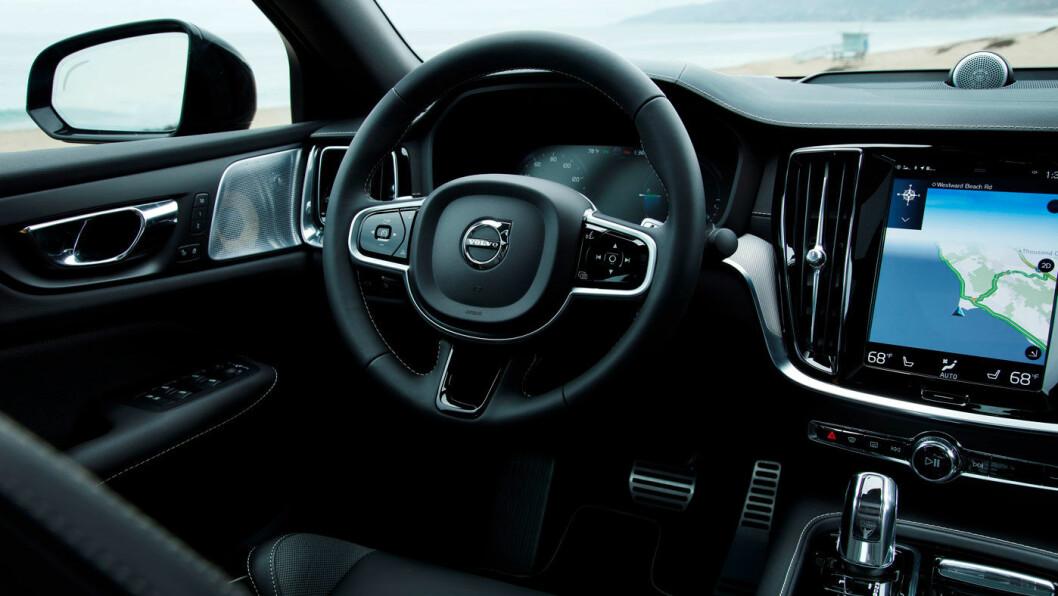 2020-MODELL: Volvo S60 Polestar.
