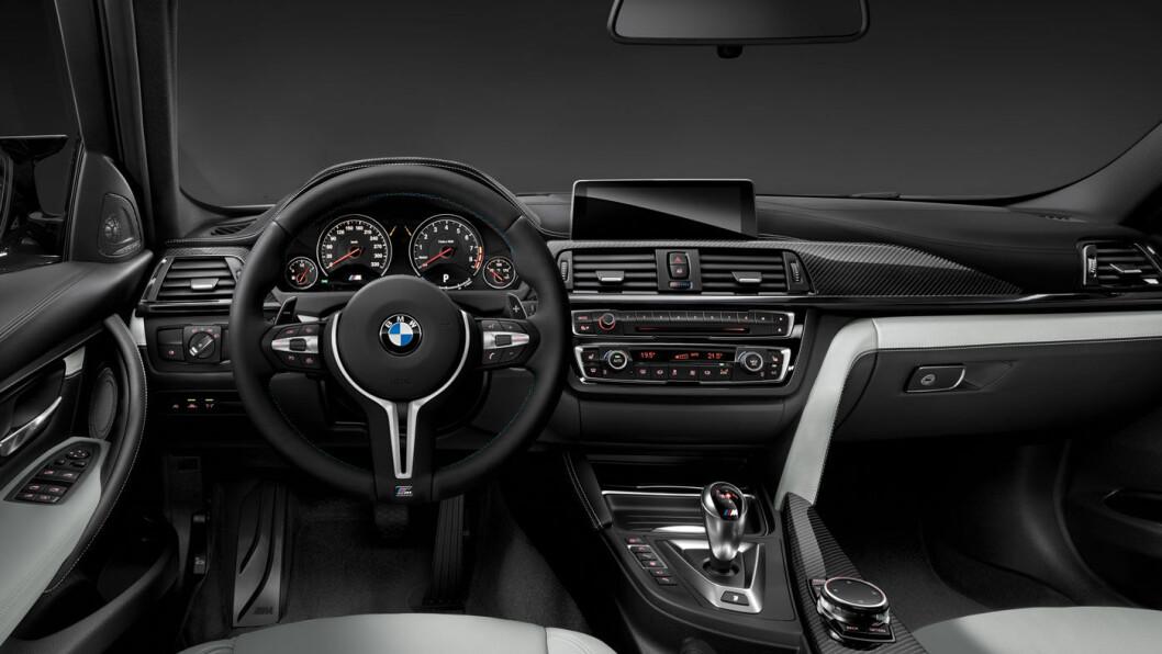 2013-MODELL: BMW 3-serie.