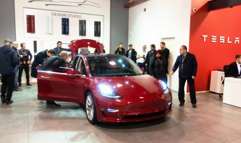 De rikeste dominerer blant elbilkjøperne