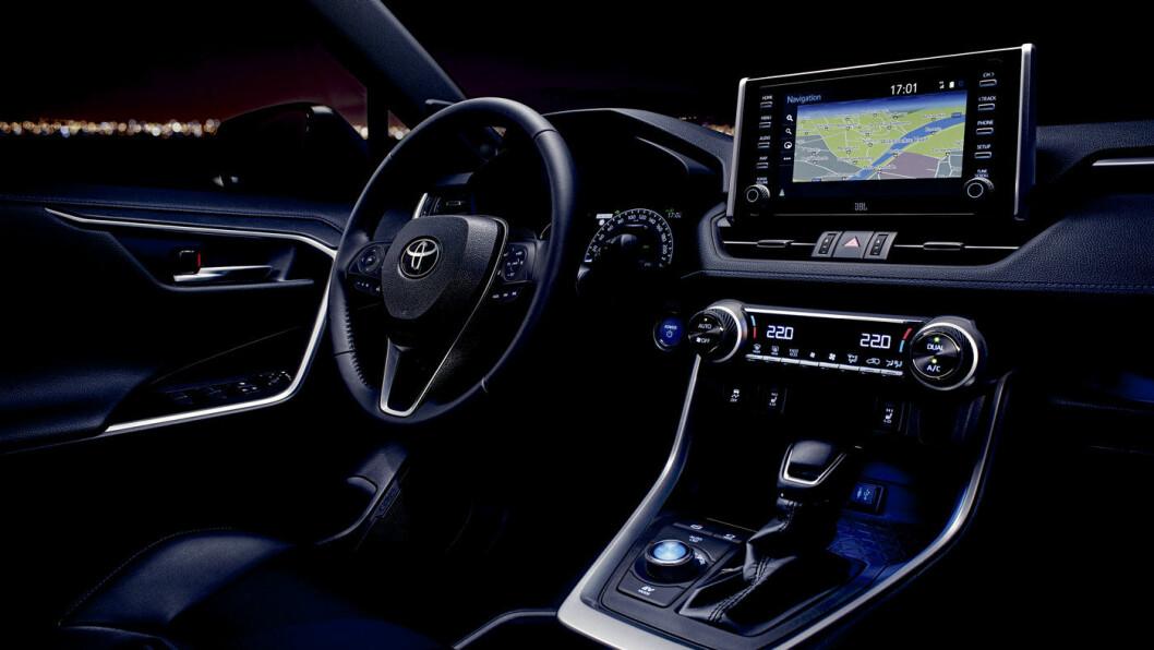 2020-MODELL: Toyota RAV4.