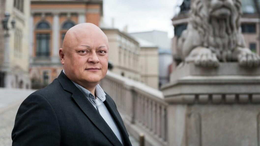 KRITIKK: – Møller Bilfinans taler med to tunger og er i det hele tatt lite troverdige, sier Jorge Jensen i Forbrukerrådet. Foto: Forbrukerrådet