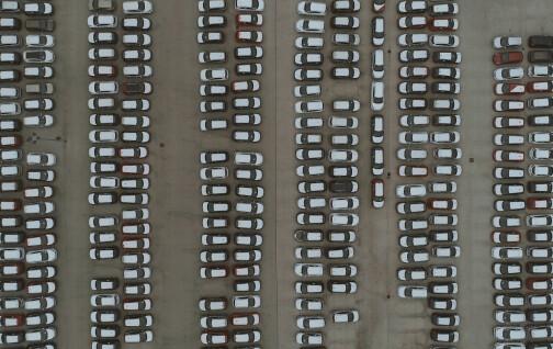 Så kraftig dundrer verdens bilsalg nedover