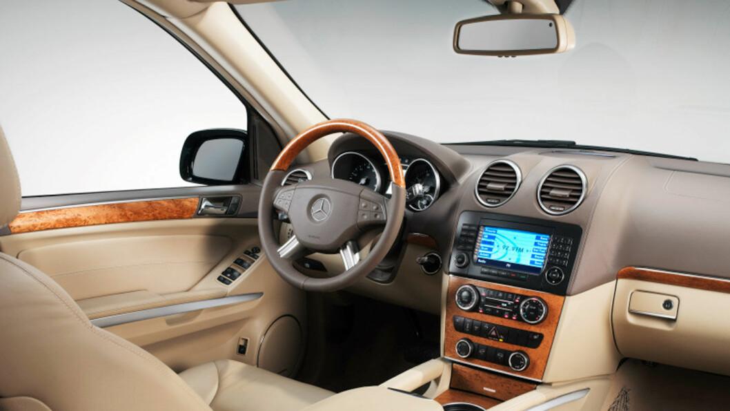 2005-MODELL: Mercedes-Benz GL-klasse.