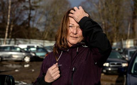 Hun ante ikke at bilen hun kjøpte, var sveiset sammen av to vrak