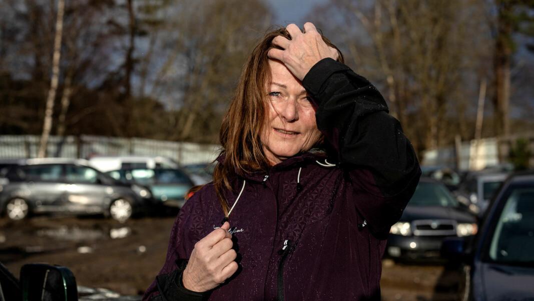 Hun ante ikke at bilen hun kjøpte var sveiset sammen av to vrak