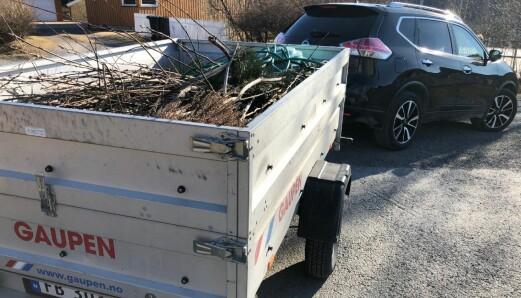 «Biler med hengere blir til og med forbikjørt av vogntog»