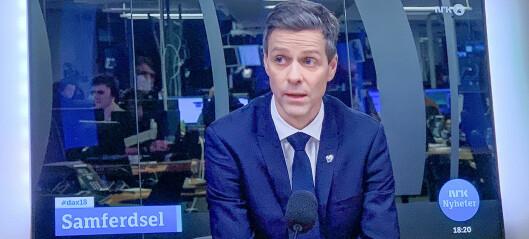 «Jeg ser mørkt på Oslopakke 3 uten E18»