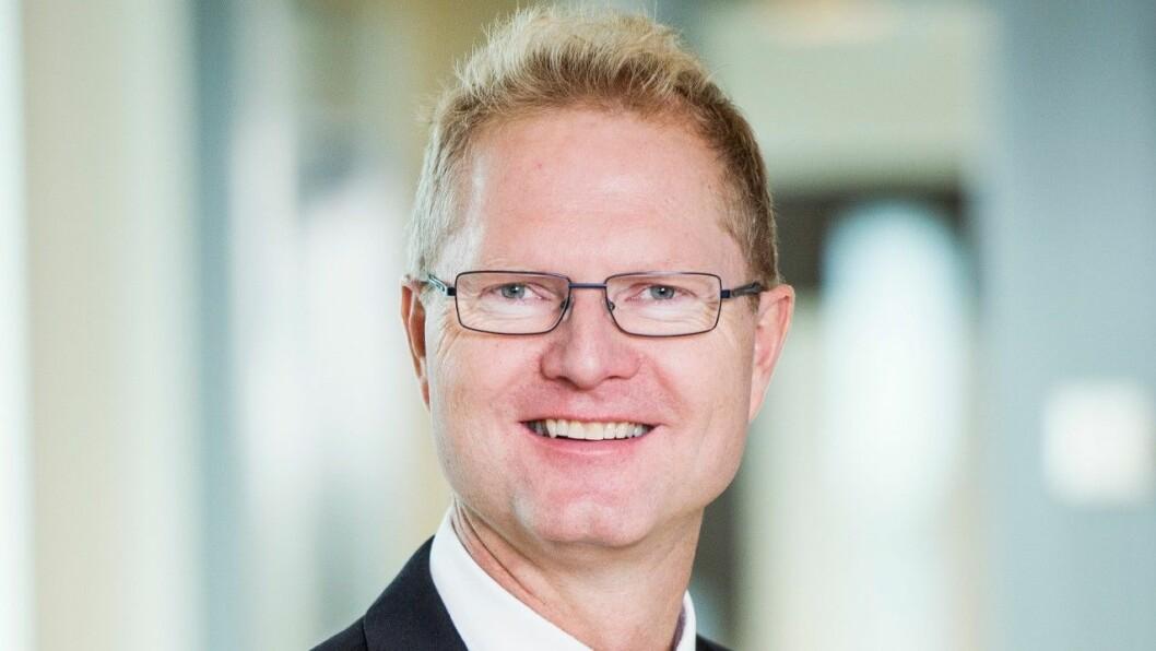 FRP-POLITIKER: Tor André Johnsen.
