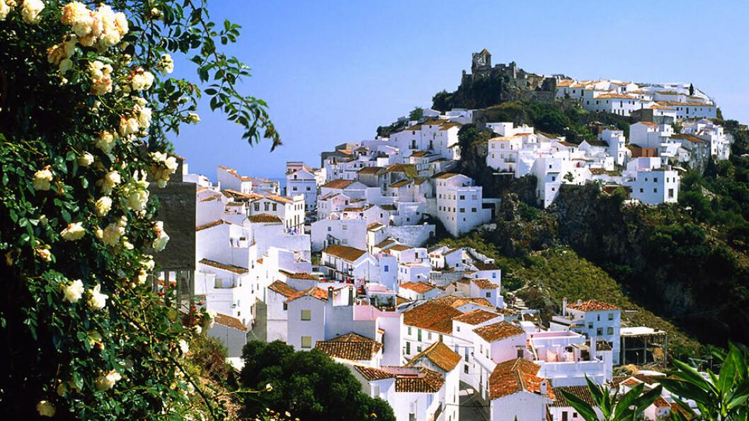 SOL OG OPPLEVELSER: Andalucia er en opplevelse med sjarmerende byer og århundrelang historie. Foto: FRAM as