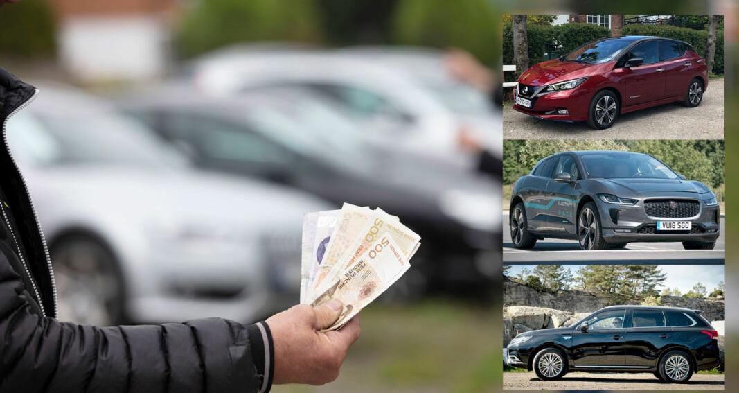 Dette er «løp-og-kjøp»-bilene