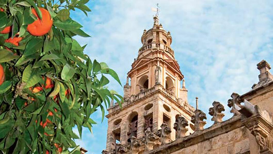 PÅ HISTORISK GRUNN: Romere, arabere og vestgotere har alle satt sitt preg på byer som Sevilla, Granada og Malaga.