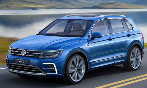 Nå blir VWs bestselger ladbar