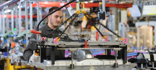 Milliardunderskudd velter inn fra bilprodusentene