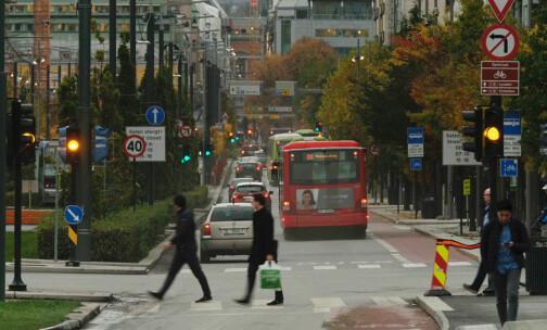 Flere trafikkdrepte i 2020 enn i fjor