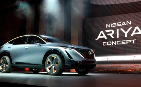 Glipper elbil-drømmen for Nissan?