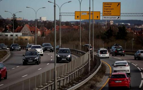 Trafikken tilbake på normalt nivå i Oslo-bommene