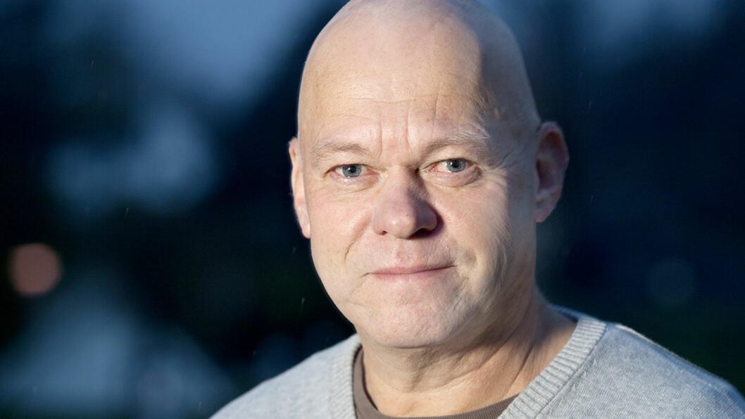 BEKYMRET: Seniorrådgiver i Trygg Trafikk, Bård Morten Johansen.