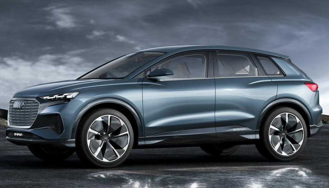 Hevder Audis neste el-SUV skal slå Model Y på pris