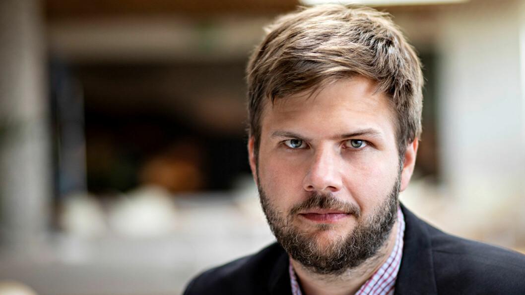 INFO-SJEF: Egil Steinsland i Norges Bilbransjeforbund.