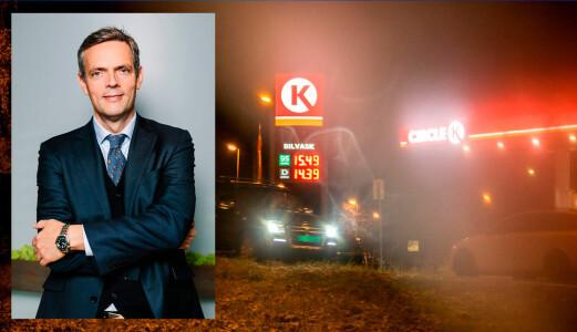 – Bensin- og dieselbiler jobber i motbakke
