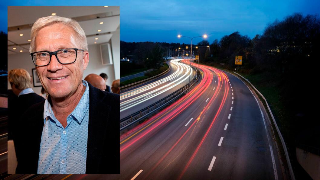 AVHENGER AV 2021-VALGET: Erik Andresen, direktør i Bilimportørenes Landsforbund, mener det ikke er noen grunn til å forvente at bensin- og dieselmodeller vil styrke seg på bekostning av ladbare biler. Foto: Jon Terje Hellgren Hansen og Tomm W. Christiansen