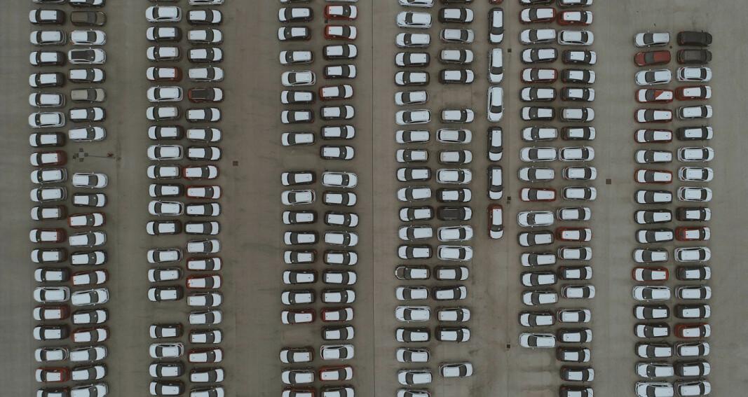 Flere biler solgt i Norge enn UK, Spania og Italia