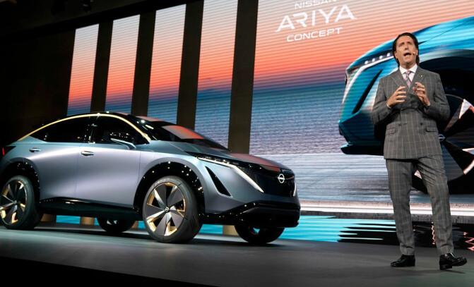–Nissans el-SUV kommer som planlagt